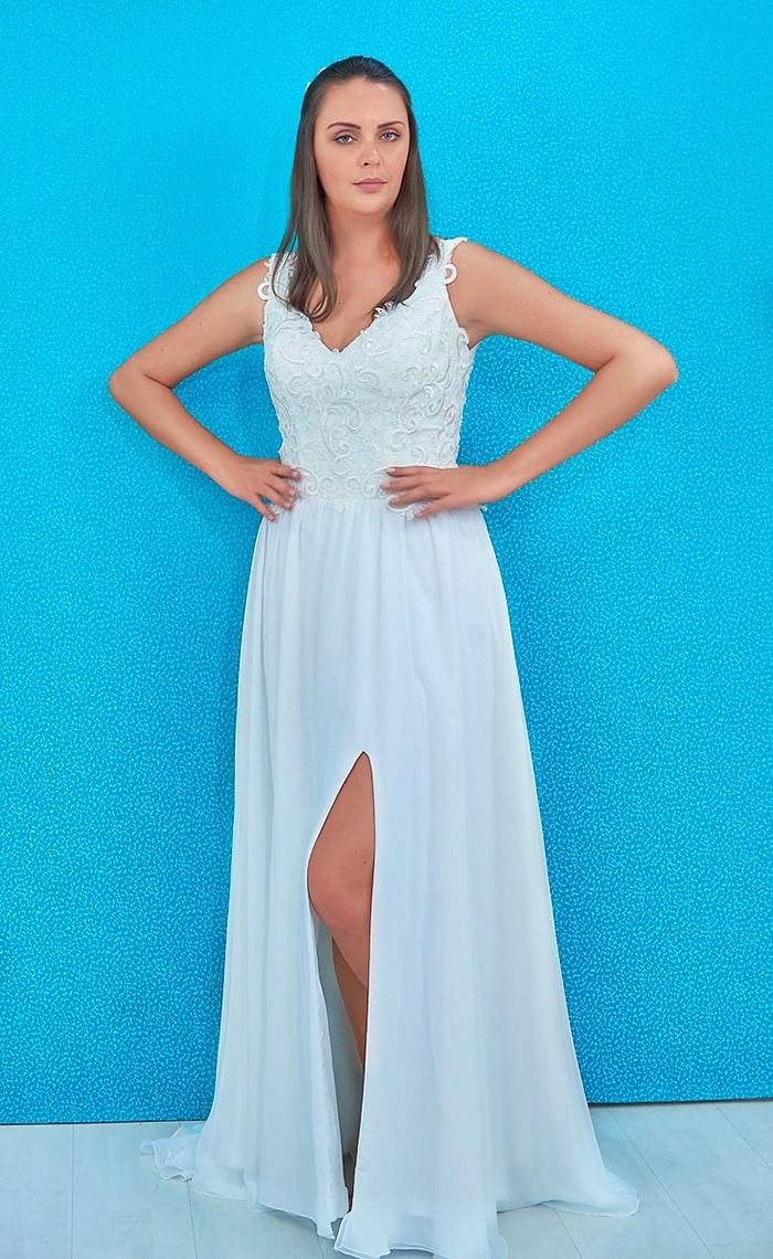 Vestido de Novia Elena Reynoso - emma - Elena Reynoso