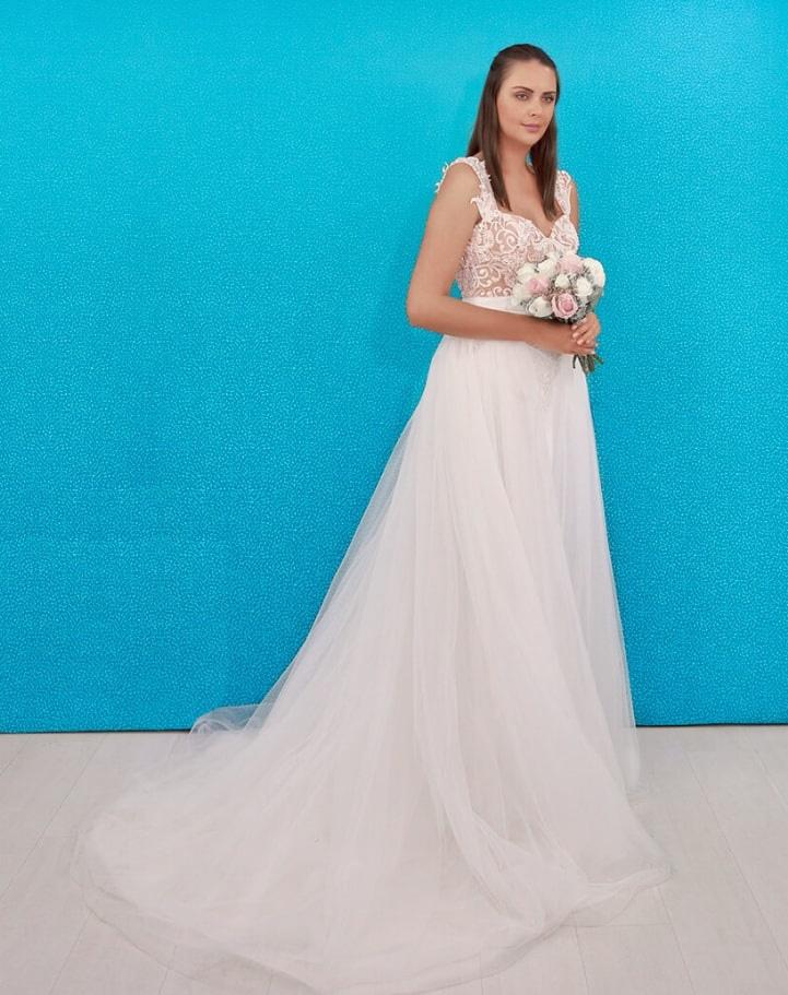 Vestido de Novia Elena Reynoso - luisa - Elena Reynoso